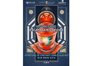 III CONCURSO DE ESCAPARATES DE CINE DE SANT JOAN D'ALACANT 2018