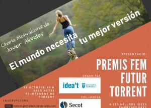 PRESENTACIÓ PREMIS FEM FUTUR TORRENT 2018-19