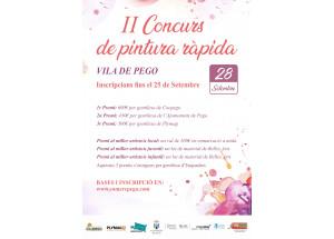 II CONCURSO DE PINTURA RAPIDA