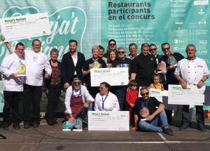 El restaurante Bon Aire del Palmar gana el 2º Concurso de Paella de fetge de bou
