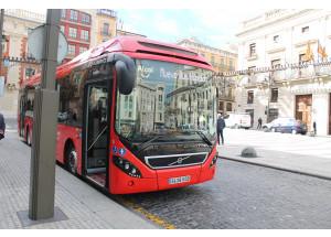 L'autobús urbà aconsegueix en el primer semestre les millors xifres dels darrers 10 anys
