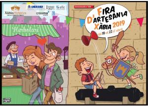 Xàbia es prepara per a acollir una nova edició de la seua insigne Fira d'Artesania