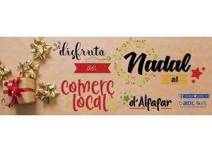 Arranca la campanya Gaudeix del Nadal al Comerç Local d'Alfafar