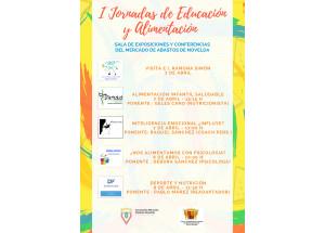 I JORNADAS DE EDUCACIÓN Y ALIMENTACIÓN