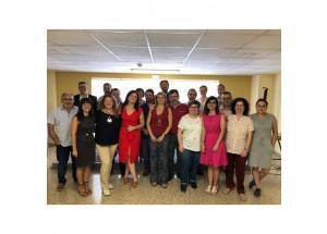 La Casa de Cultura va acollir la passada setmana la clausura del curs d'Expert Universitari en Responsabilitat Social Empresarial