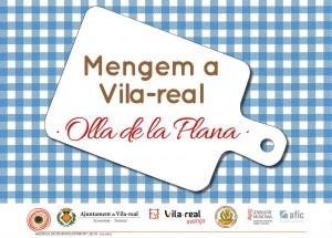 VI JORNADES GASTRONÒMIQUES Mengem a Vila-real...Olla de la Plana