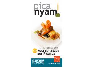 Y las mejores tapas Picanyam de 2019 son...
