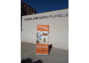"""La Botiga de la Pepa visitó el pasado 31 de mayo el colegio """"José García Planells"""""""