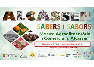 XIV Edició de la Mostra Agroalimentària i Comercial d'Alcàsser,