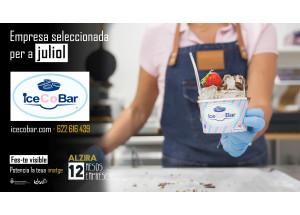 Alzira: 12 meses - 12 empresas: Empresa de Julio ICECOBAR