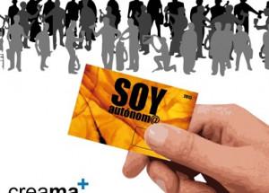 CREAMA INFORMA DE LAS AYUDAS A LOS AUTÓNOMOS CONVOCADAS POR EL SERVEF