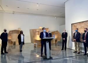 Fundación Mediterráneo presenta la nueva exposición en el Ivam Cada Alcoi