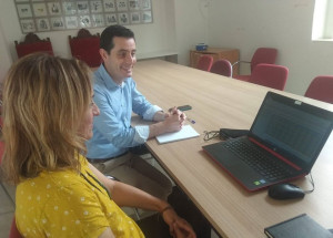 Arranca el programa de desarrollo empresarial para comerciantes de Alfafar