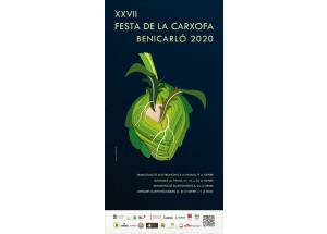 La XXVII Festa de la Carxofa comença a rodar amb la presentació del cartell