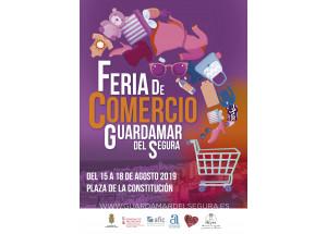 FIRA DE COMERÇ DE GUARDAMAR – DEL 15 Al 18 D'AGOST 2019